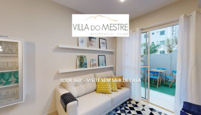 Villa Do Mestre 3D Model