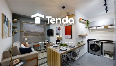 Tenda – Decorado 3D Model