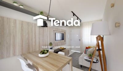 Tenda – Casa Térrea – Leme 3D Model